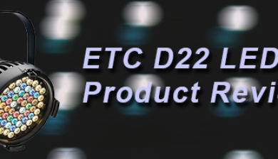 ETC D22 LED PAR REVIEW